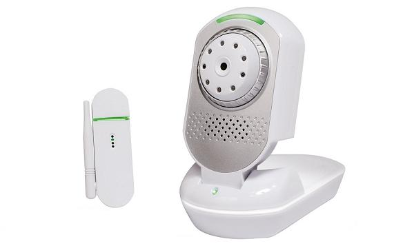 JY-351T+Dongle 2.4GHz Digital Baby Monitor With Dongle