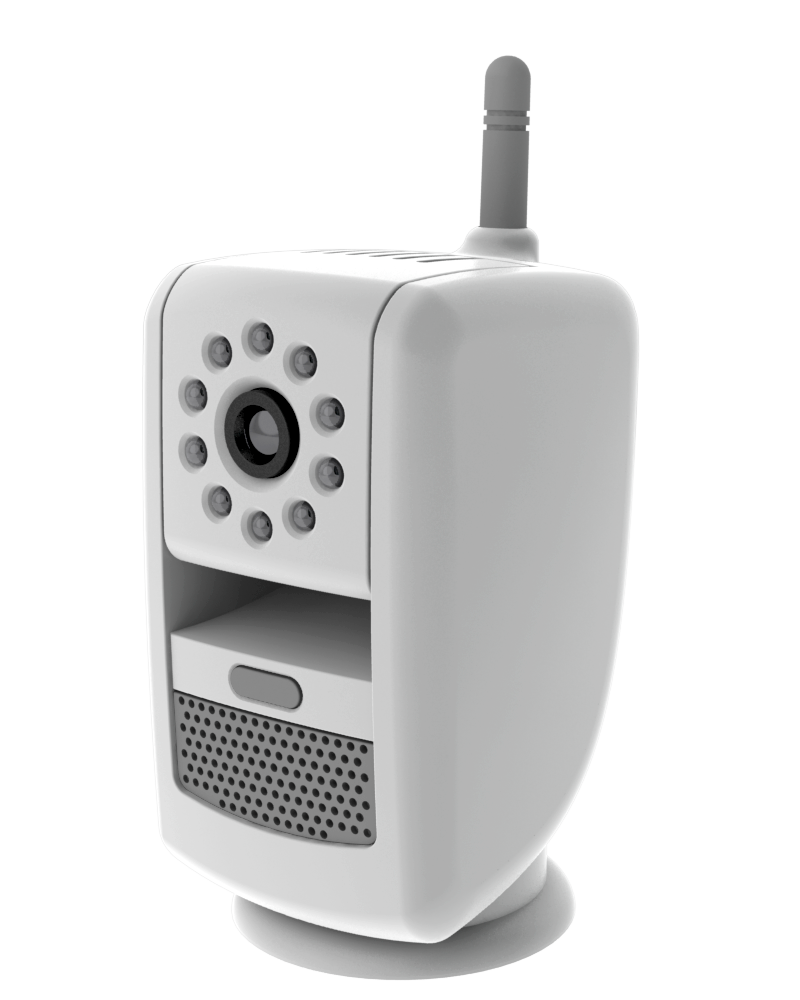 JY-800 Wifi Two-Way Video Baby Monitor